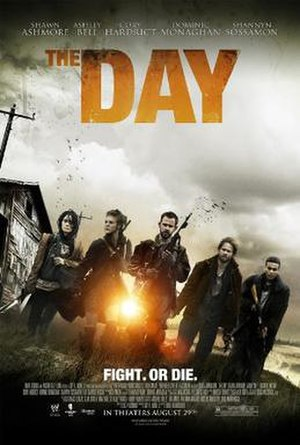 The Day (2011 film) - Theatrical release poster