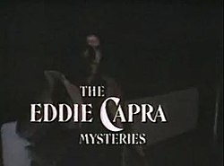 La Eddie Capra Mysteries-titolkarto
