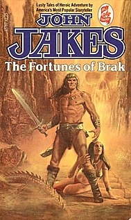 <i>The Fortunes of Brak</i> book by John Jakes