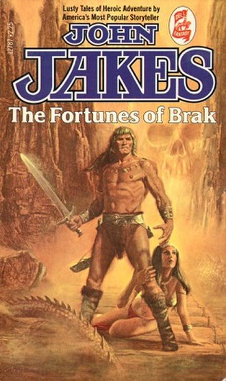The Fortunes of Brak - First edition