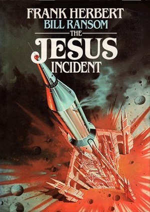 The Jesus Incident - Image: The Jesus Incident (1979)