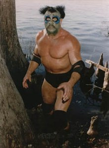 The Missing Link Wrestler Wikipedia