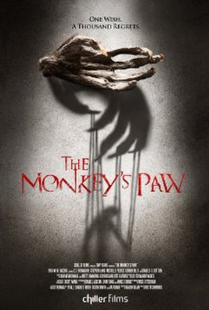 The Monkey's Paw (2013 film) - film poster