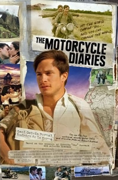 Picture of a movie: The Motorcycle Diaries