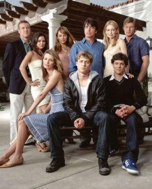 The O.C. - Season 1 cast of The O.C.