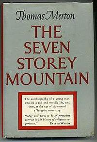The Seven Storey Mountain, by Thomas Merton, book cover.jpg