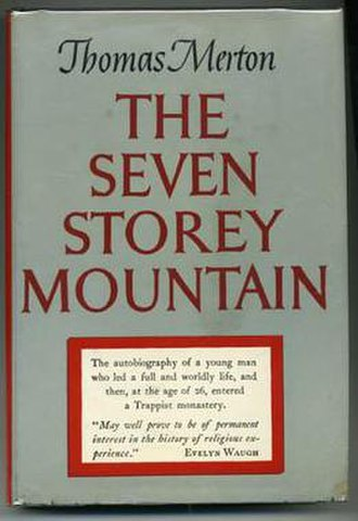 The Seven Storey Mountain - First edition