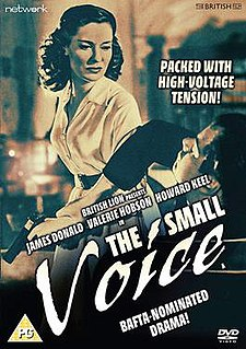 <i>The Small Voice</i> 1948 film by Fergus McDonell