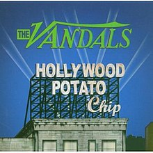 The Vandals - Hollywood Potato Chip cover.jpg
