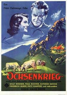 <i>The War of the Oxen</i> (1943 film) 1943 film