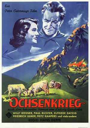 The War of the Oxen (1943 film) - Image: The War of the Oxen (1943 film)