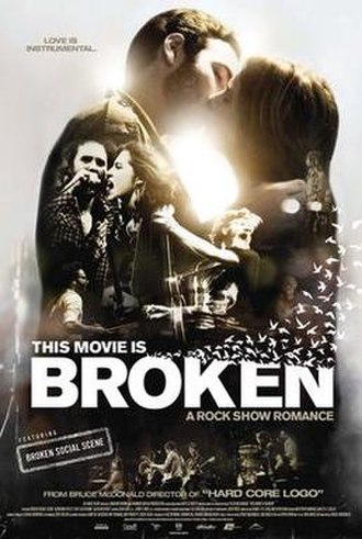 This Movie Is Broken - Theatrical release poster