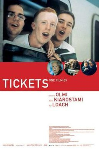 Tickets (film) - Image: Tickets Film Poster