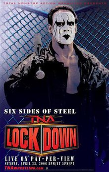 Image result for TNA Lockdown 2006
