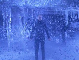 Cold Snap (<i>Heroes</i>) 20th episode of the third season of Heroes