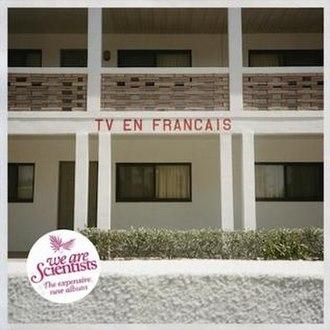 TV en Français - Image: Tvenfrancais albumcover