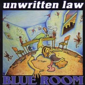 Blue Room (album) - Image: Unwritten Law Blue Room cover