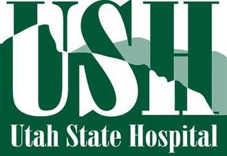 Utah State Hospital - Image: Utah State Hospital logo
