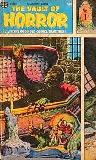 <i>The Vault of Horror</i> (book)
