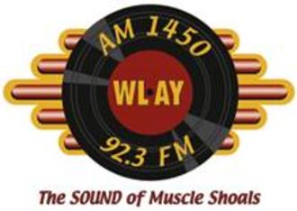 WLAY (AM) - Image: WLAY AM logo