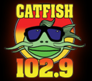 WNPT-FM - Former Catfish Country 102.9 logo