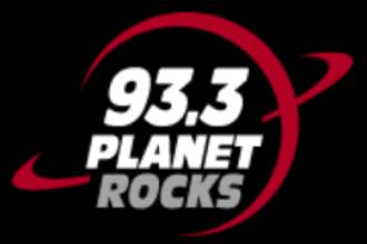 WTPT - Image: WTPT 93.3Planet Rocks logo