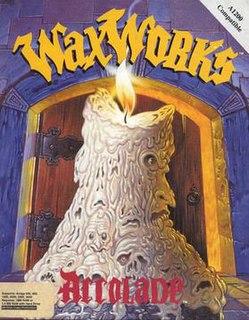<i>Waxworks</i> (1992 video game) 1992 video game