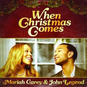 When Christmas Comes - Image: When Christmas Comes (Mariah Carey song)