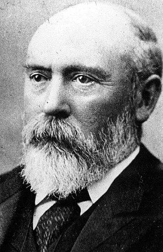 Sir William Dunn, 1st Baronet, of Lakenheath - Sir William Dunn in 1909