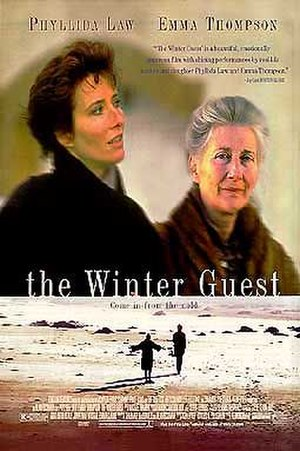 The Winter Guest - Theatrical release poster
