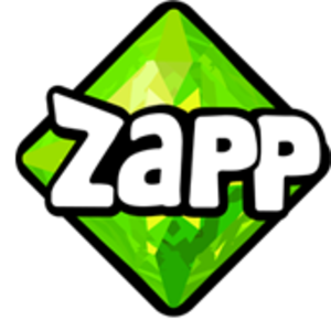 NPO Zapp - Zapp logo used from 2012 until 2014. NPO logo was added from August 2014 to present.