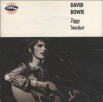 Ziggy Stardust (song) - Image: Ziggy Stardust 1994 single
