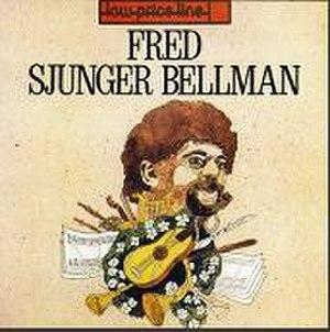 Fred sjunger Bellman - Image: 1969 sjungerbellman