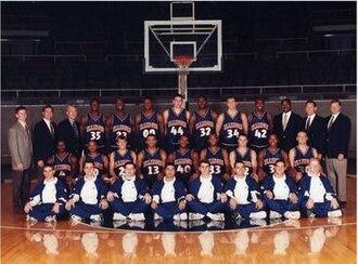 """1997–98 Illinois Fighting Illini men's basketball team - """"1997-98 Fighting Illini men's basketball team"""""""