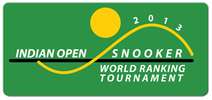 Indian Open (snooker) - Image: 2013 Indian Open logo
