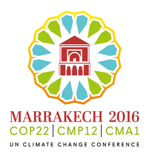 2016 United Nations Climate Change Conference - Image: 2016 Climate Conference
