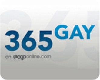 365gay News - 365gay News at 365gaynews.com logo