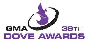 39th GMA Dove Awards