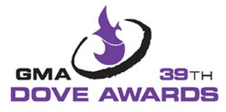 39th GMA Dove Awards - Image: 39thdoveawards logo