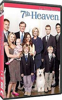<i>7th Heaven</i> (season 10) season of television series