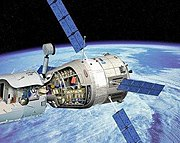 CARV would be used to transport a large amount of cargo to Earth. (Image: ESA)