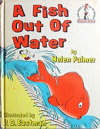 a fish out of water book wikipedia