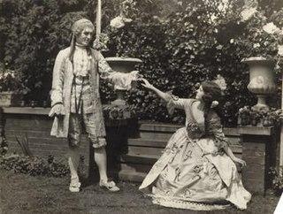 <i>A Gipsy Cavalier</i> 1922 film by J. Stuart Blackton