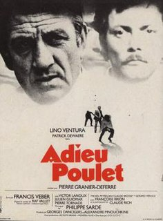 <i>The French Detective</i> 1975 film by Pierre Granier-Deferre