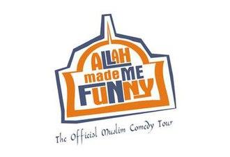Allah Made Me Funny - Image: Allah Made Me Funny logo
