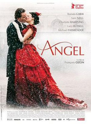 Angel (2007 film) - Theatrical release poster
