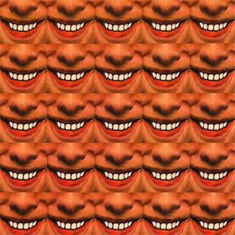Donkey Rhubarb (EP) - Image: Aphex Twin Donkey Rhubarb album cover