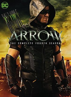 <i>Arrow</i> (season 4) Season of television series