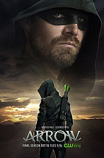 <i>Arrow</i> (season 8) American action-adventure television series season