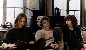 Art Bears - Art Bears in 1978 (from left: Chris Cutler, Fred Frith, Dagmar Krause)